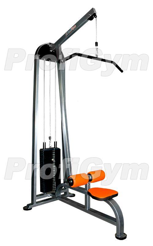 ТГ-0180-С Тренажер вертикальная тяга (120 кг) серия Classic