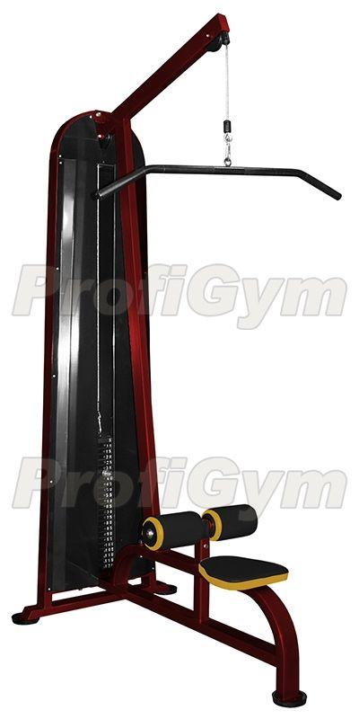 ТГ-018К Тренажер вертикальная тяга (120 кг) серия Rubin Premium