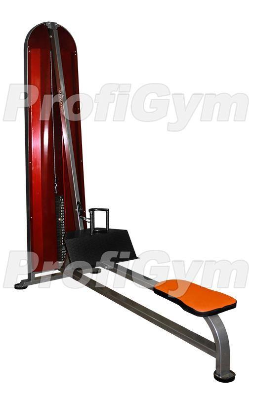 ТГ-019К Тренажер Горизонтальная тяга (120 кг) серия Premium