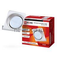 Светильник накладной угловой GX53S-AW-standard металл под лампу GX53 230B белый IN HOME