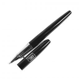 черная ручка-роллер Delicate 26907/35