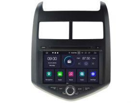 Witson Chevrolet Aveo / Sonic 2011-2015 (W2-RVT5745)