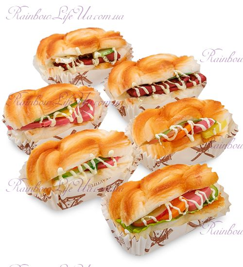 "Имитация ""Сэндвич Бон аппетит"""