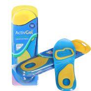 Спортивные мягкие силиконовые стельки Activ gel