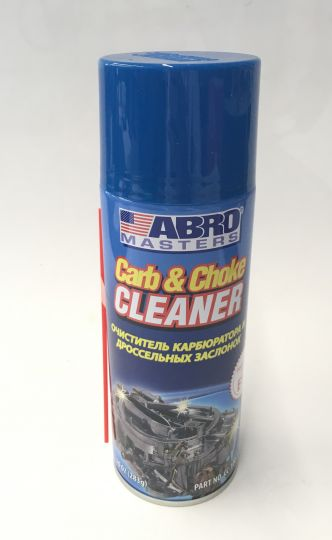 Очиститель карбюратора ABRO Masters аэрозоль 283 мл