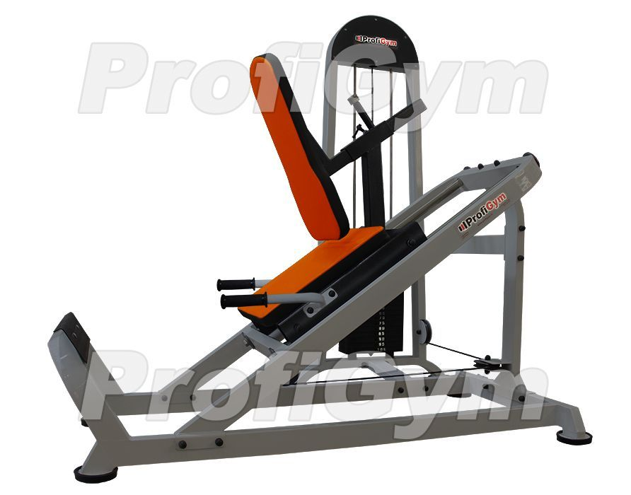 """ТГ-0210-С Тренажер для икроножных мышц сидя Голень-машина """"Осел"""" серия Classic"""