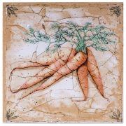 Гурман Декор морковь (D-496) 16,5х16,5