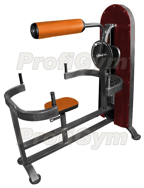 ТГ-036Р Тренажер для мышц шеи (60кг) серия Rubin