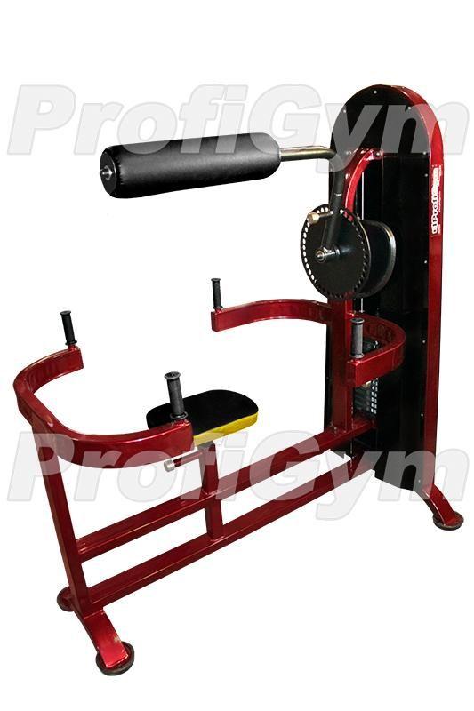 ТГ-036 Тренажер для мышц шеи (60кг) серия Rubin Premium