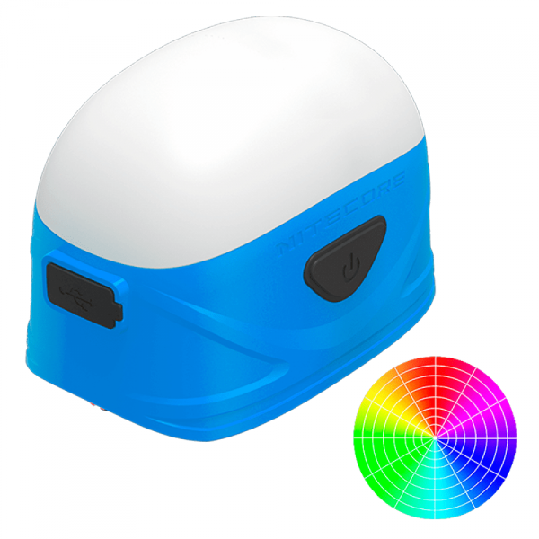 Кемпинговый фонарь Nitecore LA30 Синий
