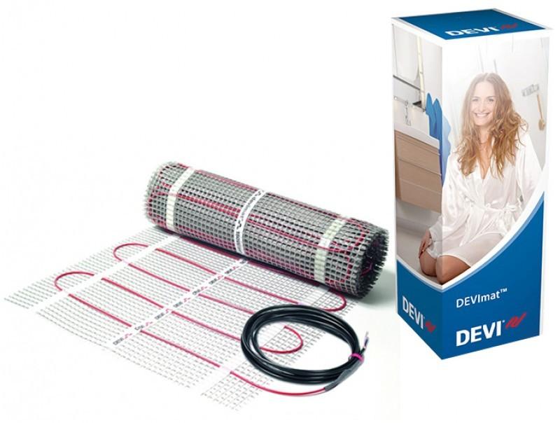 DEVI, девимат DEVIcomfort™ 150T (DTIR-150)  1098/1200вт 8кв.