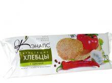 Хрустящие хлебцы с Аджикой 70 г
