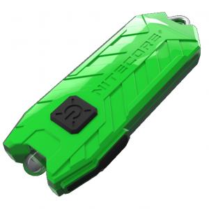 Фонарь наключный Nitecore TUBE Зеленый