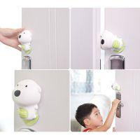 Детский ограничитель для двери Beideli Cute Dog Door File, цвет зеленый (2)