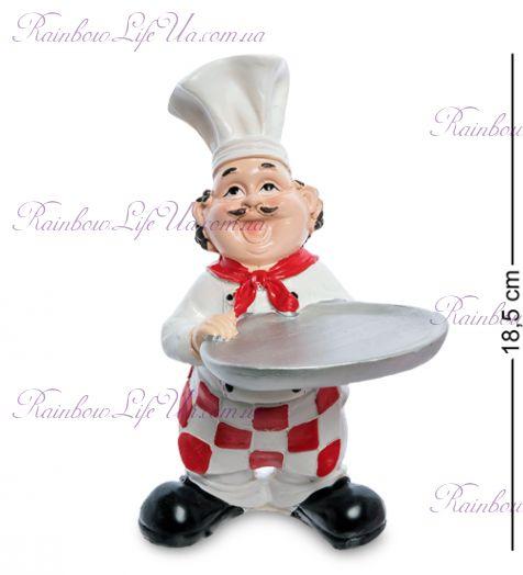 "Статуэтка повар с подносом ""HF"""