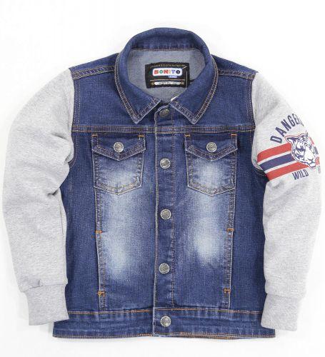 Джинсовый куртка для мальчиков 3-7 лет Bonito Jeans