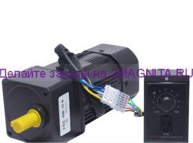 Малогабаритный мотор-редуктор 60w 220v