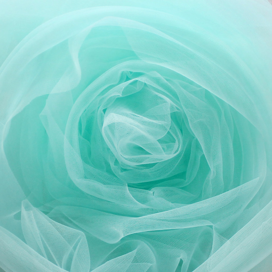 Мягкий фатин (еврофатин) 300х25 см- мятный