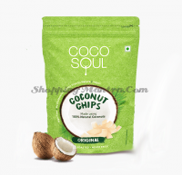 Кокосовые чипсы Оригинал Коко Соул | Coco Soul Coconut Chips Original