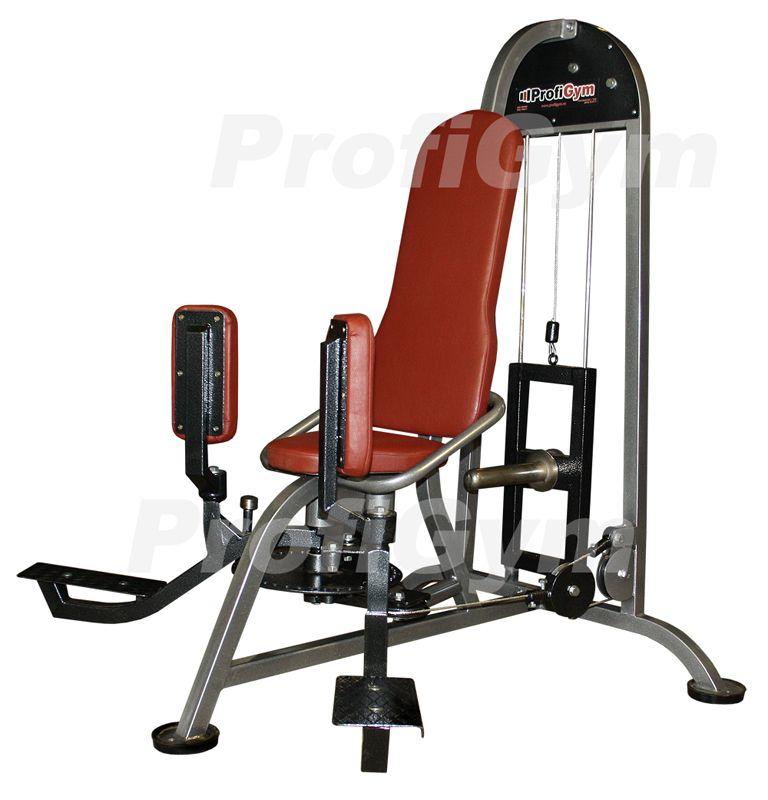 ТБ-0060-DL Детский тренажер для приводящих и отводящих мышц бедра на свободных весах серия Classic