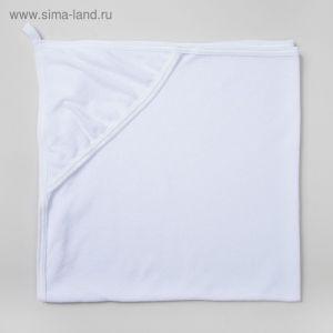 Уголок для купания, размер 80х80 см, цвет белый 1209   3376663