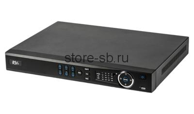 RVi-IPN32/2L-4K 32-канальный IP-видеорегистратор