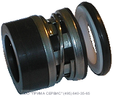 Торцевое уплотнение 16mm 2100N BS AAR1S1