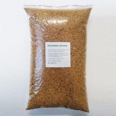 Семена горчицы желтой (сидерат) пакетированная