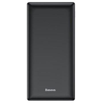 Внешний аккумулятор Baseus Mini JA Fast charge power bank 3A 30000mAh (PPJAN-C01 , PPJAN-C02) Black