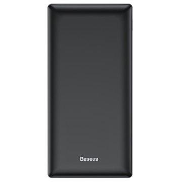 Внешний аккумулятор Baseus Mini JA Fast charge power bank 3A 30000mAh (PPJAN-C01 , PPJAN-C02) Black