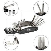 Набор инструментов для ремонта велосипеда в чехле Sahoo (7)