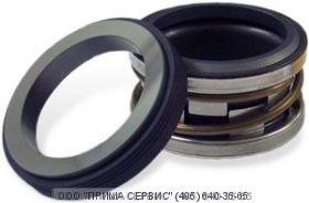 Торцевое уплотнение 25mm 2100S M BBR1C1