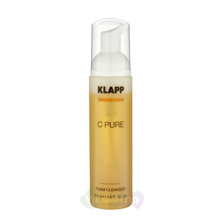 Klapp Очищающая пенка C Pure Foam Cleanser, 200 мл