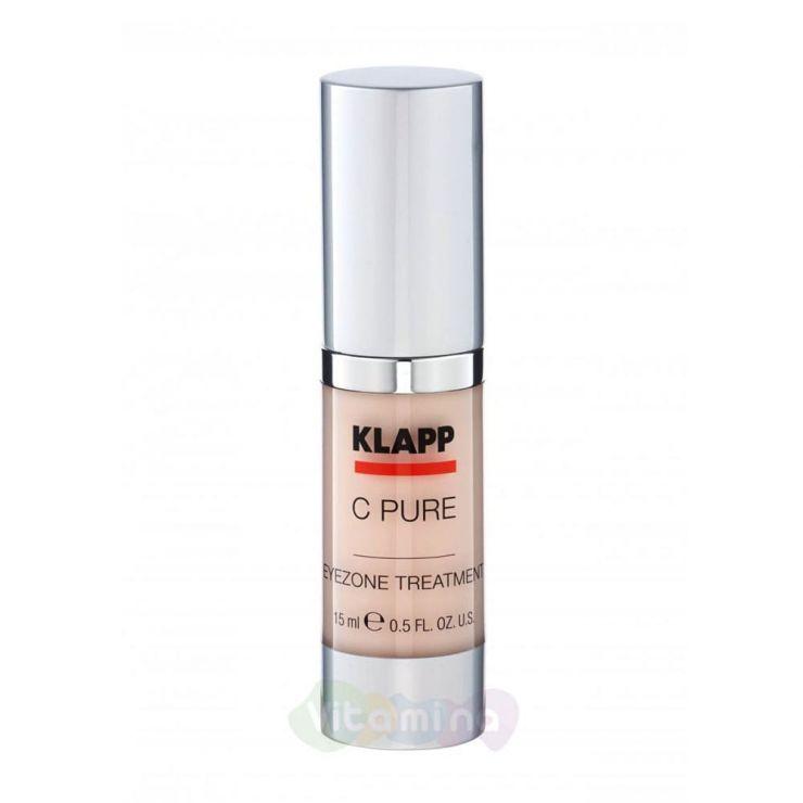 Klapp Крем для кожи вокруг глаз C Pure Eyezone Treatment, 15 мл