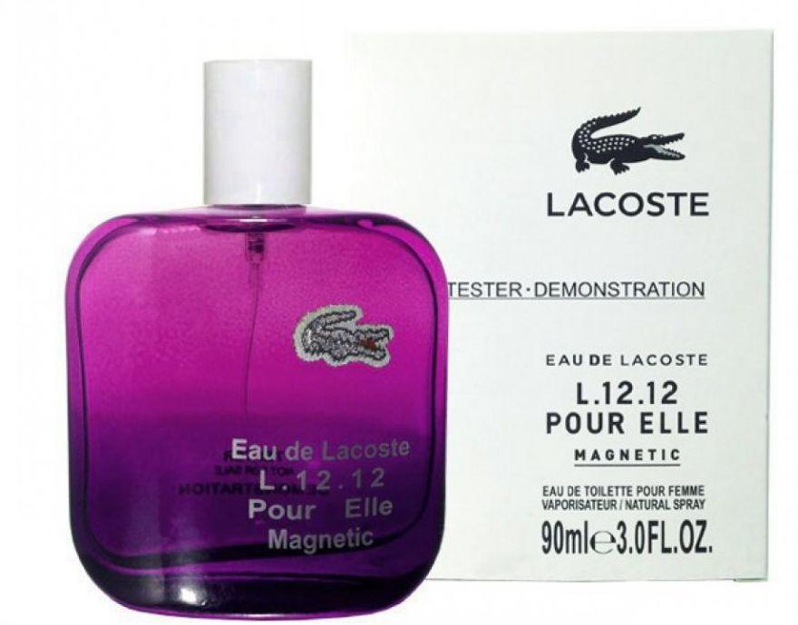 Lacoste L.12.12 Pour Elle Magnetic Pour Femme 100 мл