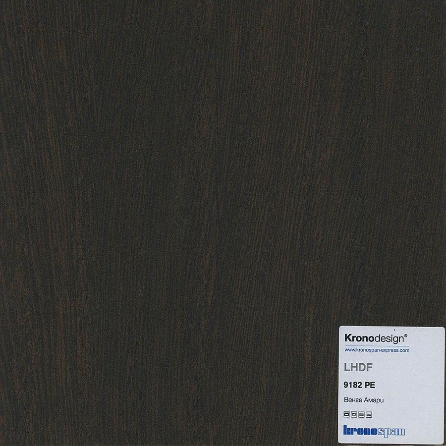 ЛХДФ Венге Амари PE 2800*2070*3,2 мм