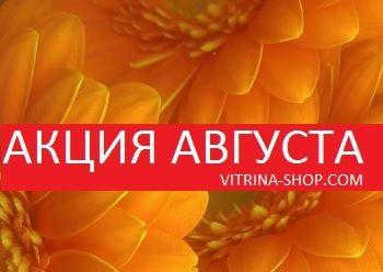 АКЦИЯ АВГУСТА (Количество товаров, участвующих в акции, ограничено.)