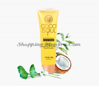Оживляющий гель для умывания Коко Соул | Coco Soul Revitalizing Face Wash With Virgin King Coconut Oil