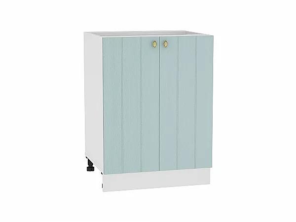 Шкаф нижний Прованс Н600 (голубой)