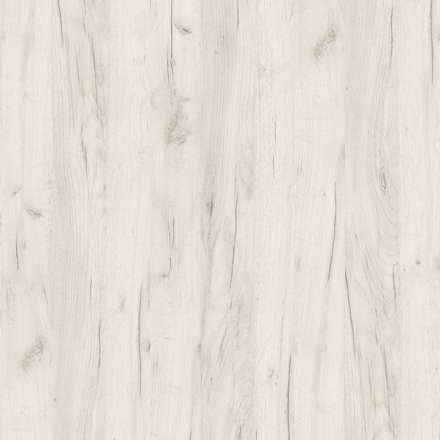 ЛХДФ Дуб Крафт Белый PE 2800*2070*3,2 мм