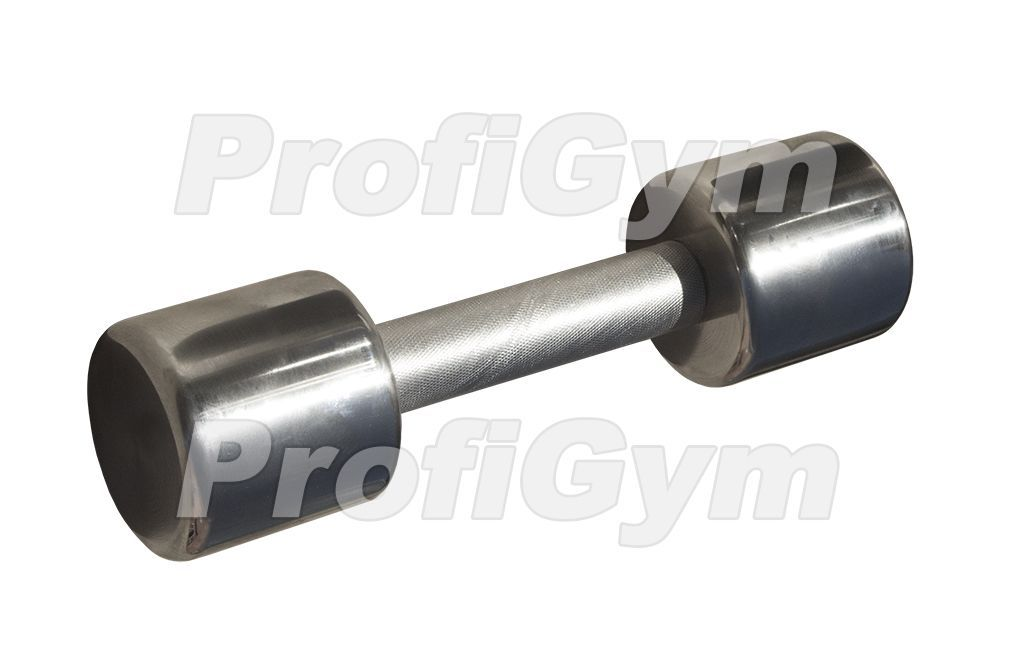 ГНХ-5 Гантель хромированная «PROFIGYM» 5 кг