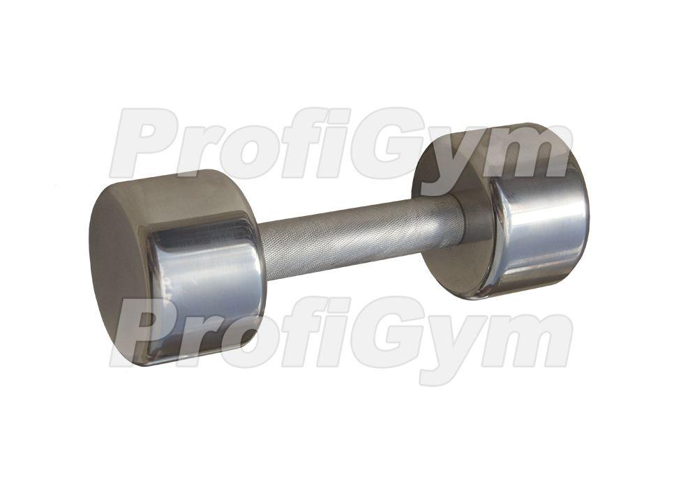 ГНХ-8 Гантель хромированная «PROFIGYM» 8 кг