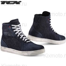 Мотокеды TCX Street Ace Denim