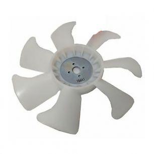 Крыльчатка вентилятора Kubota V2403