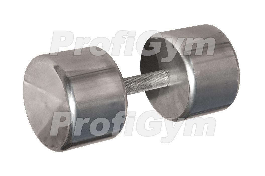 ГНХ-41 Гантель хромированная «PROFIGYM» 41 кг