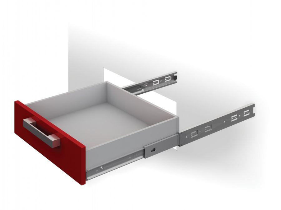 Шариковые направляющие стандартные 400 мм DB4501Zn/400