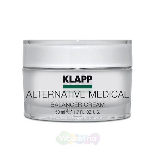Klapp Балансирующий крем Alternative Medical Balancer Cream, 50 мл