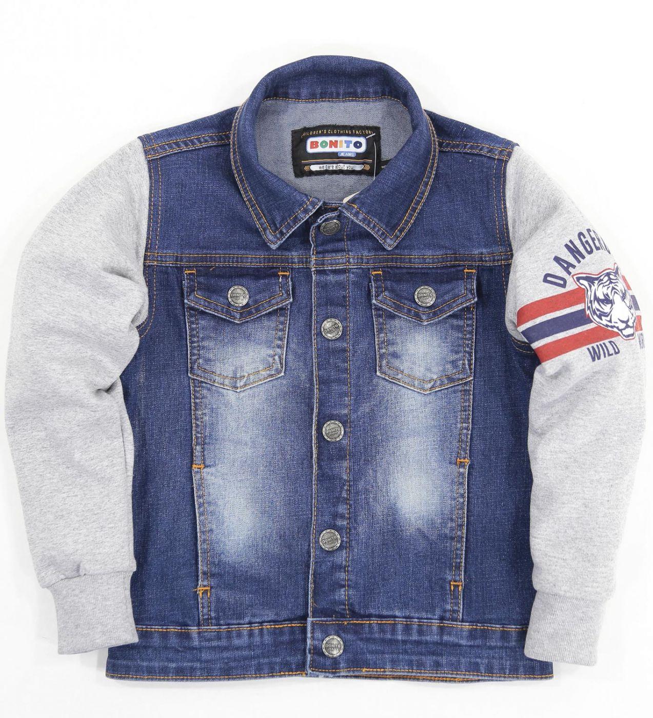 Джинсовый куртка Bonito Jeans OR760P
