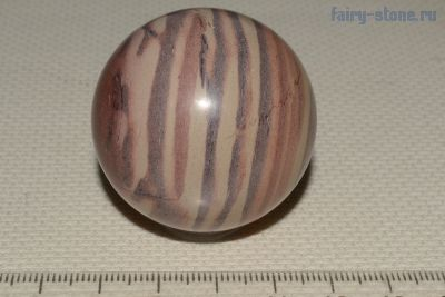 Зебровый камень (Аргиллит) (40мм)