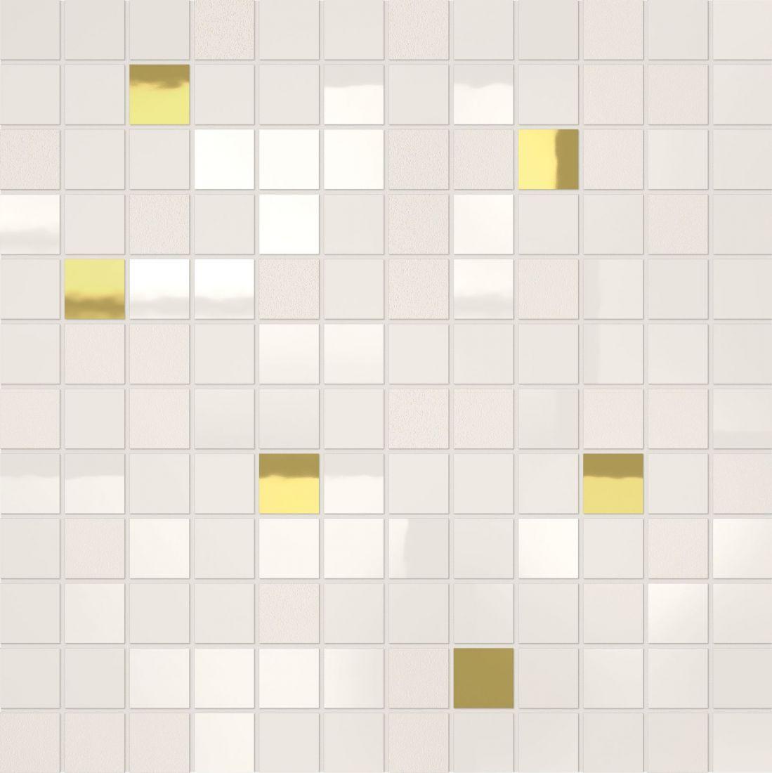 3D Мозаика Голд 30,5x30,5